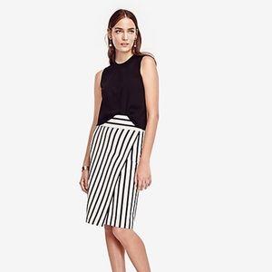 NWT ANN TAYLOR Split Hem Pencil Skirt